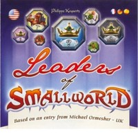 Small World: Leaders of Small World - Expansion image
