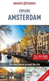 Insight Guides Explore Amsterdam by APA Publications Limited