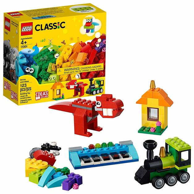 4bc169885d0b LEGO Classic: Large Creative Brick Box (10698) | Toy | at Mighty Ape ...