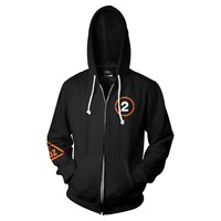 The Division 2 SHD Agent Zip-Up Hoodie (M)