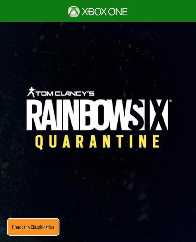 Tom Clancy's Rainbow 6 Siege Quarantine for Xbox One