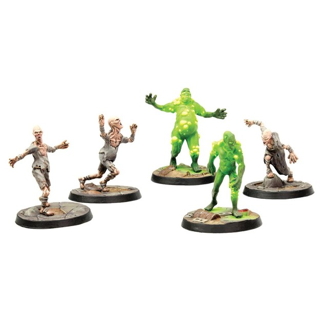 Fallout: Wasteland Warfare Wasteland Creatures: Ghouls