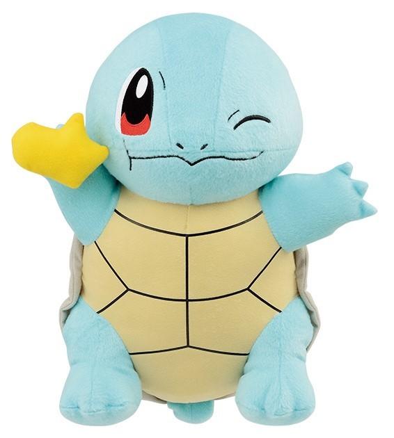 Pokemon: Mogu Mogu Time: Squirtle - Plush