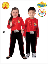 Rubies: Simon Wiggle Costume - Toddler