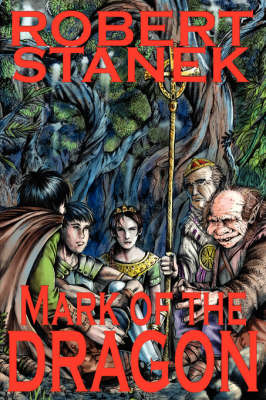 Mark of the Dragon (Ultimate Edition) by Robert Stanek image