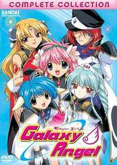 Galaxy Angel - Complete Collection (3 Disc Set) on DVD