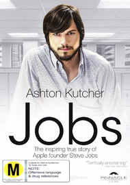 Jobs on DVD