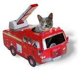 Suck UK - Cat Playhouse (Fire Engine)