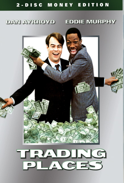 Trading Places - 2-Disc Money Edition (2 Disc Set) on DVD image