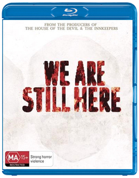 We Are Still Here on Blu-ray