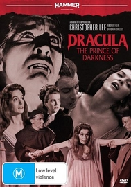 Hammer Horror - Dracula: Prince Of Darkness on DVD