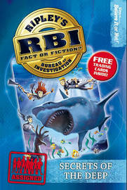 Ripley's Bureau of Investigation 4: Secrets of the Deep by Ripley's Believe It or Not! image