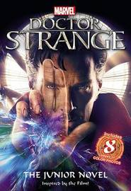 Marvel's Doctor Strange by Marvel
