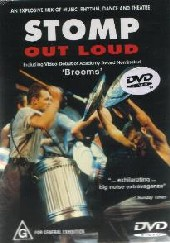 Stomp - Stomp Out Loud on DVD