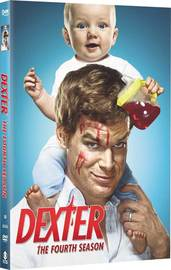 Dexter - The Fourth Season on DVD