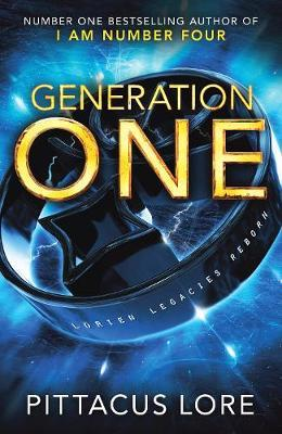 Generation One by Pittacus Lore image