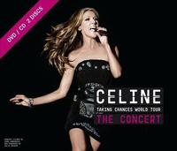 Taking Chances World Tour - The Concert (DVD / CD) by Celine Dion
