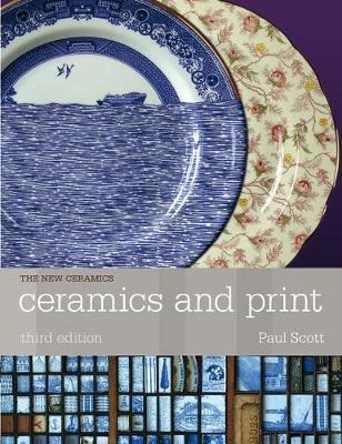 Ceramics and Print by Paul Scott
