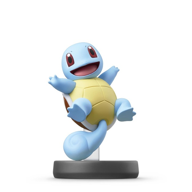 Nintendo Amiibo Squirtle - Super Smash Bros Ultimate for Switch
