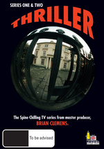 Thriller - Series 1 And 2 (6 Disc Box Set) on DVD