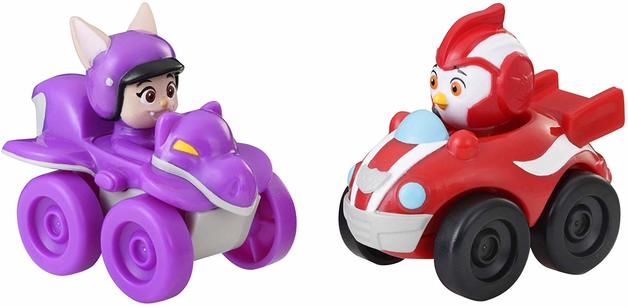 Top Wing: Rod & Betty - Racers 2-Pack