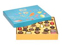 Bind Chocolates: Autumn Collection Turquoise Box (320g)