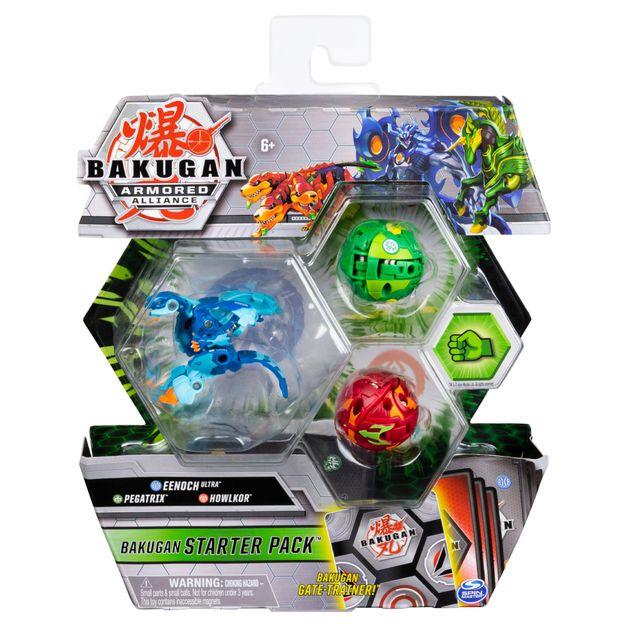 Bakugan: Armored Alliance - Starter Pack (Eenoch Ultra)