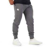 Canterbury: Mens Tapered Fleece Cuff Pant - Charcoal Marl (XL)