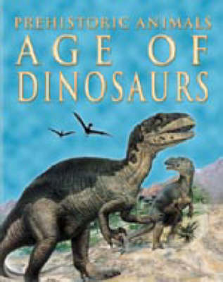 Age of the Dinosaurs by Michael Jay image