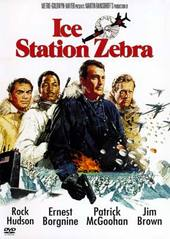 Ice Station Zebra on DVD