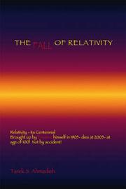 The Fall of Relativity by Tarek S. Ahmadieh image