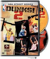 NBA Street Series: Dunks Vol. 2 (1 Disc) on DVD