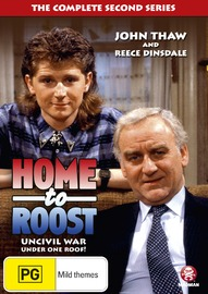 Home to Roost - Series 2 on DVD
