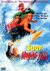 Surf Ninjas on DVD