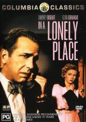 In A Lonely Place on DVD