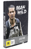 Man vs. Wild - Season 4 (4 Disc Metalpack) DVD