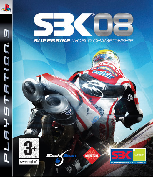 SBK-08 Superbike World Championship for PS3