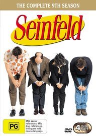 Seinfeld - The Complete 9th Season on DVD image