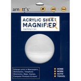 Hard A4 Size Acrylic Magnifier Sheet