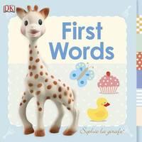 Sophie la girafe First Words by DK