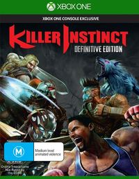 Killer Instinct Definitive Edition for Xbox One