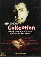 Bela Lugosi - Triple Feature on DVD
