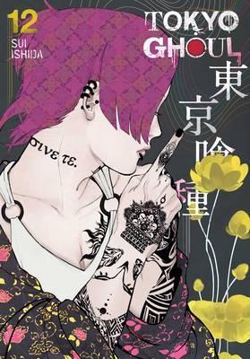 Tokyo Ghoul, Vol. 12 by Sui Ishida image