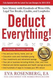 Deduct Everything! by Eva Rosenberg image