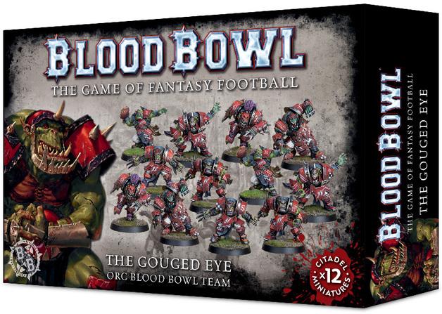 Blood Bowl: The Gouged Eye Team