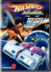Hot Wheels - AcceleRacers Movie 3 - Breaking Point on DVD