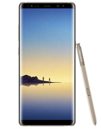 Samsung Galaxy Note 8 - 64GB Maple Gold
