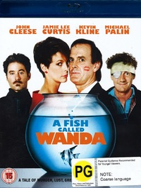A Fish Called Wanda on Blu-ray