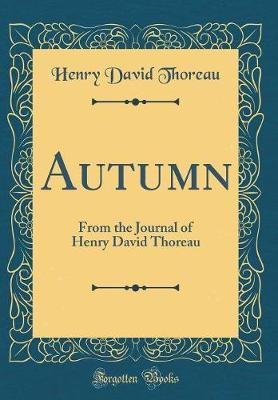 Autumn by Henry David Thoreau