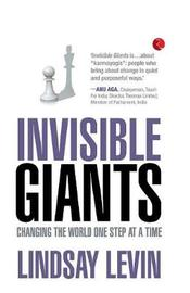 Invisible Giants by Lindsay Levin